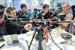 Stand: dji, Halle 9